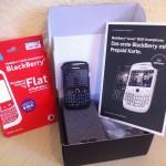 Blackberry Curve 8520 von Vodafone